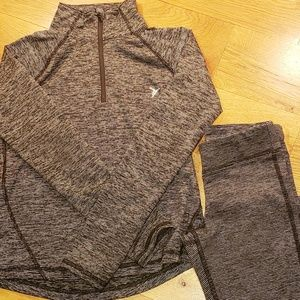 Old Navy Active Shirt and Pants Set